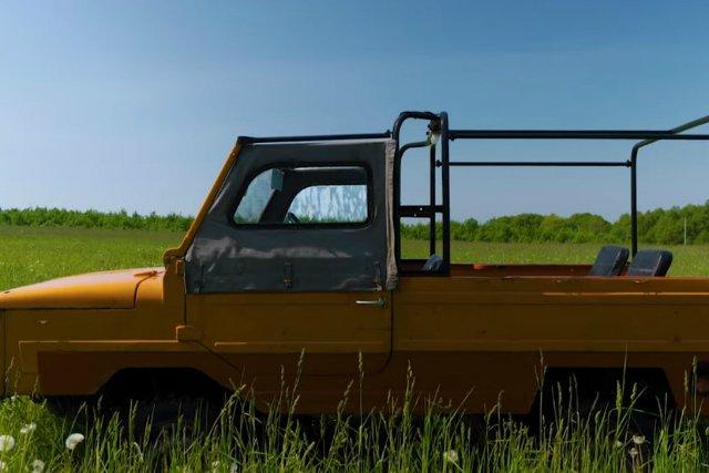 ЛуАЗ-969: первый переднеприводный автомобиль СССР