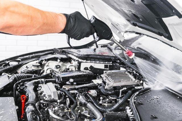Чистота под капотом. Когда необходимо мыть двигатель?