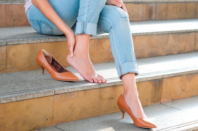 Читай по стопе. На какие заболевания укажет состояние ног
