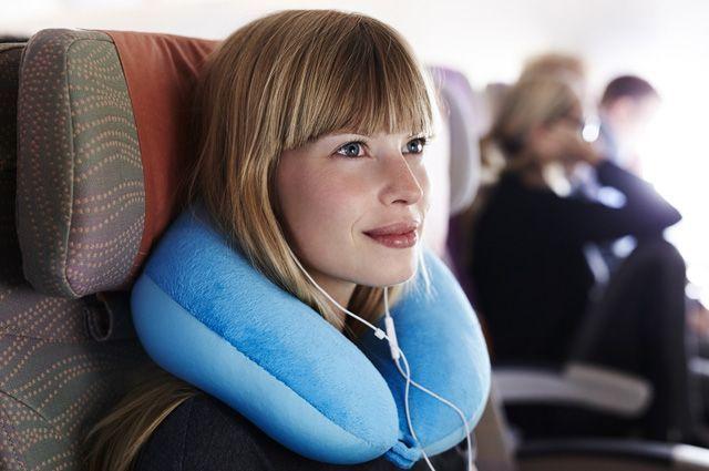 Шея будь здорова. Как выбрать подушку для путешествий?