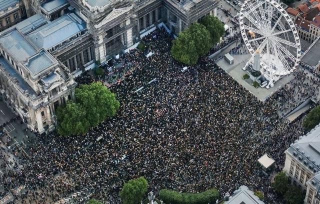 Черный Евромайдан. Почему Европу, вслед за США, охватили массовые беспорядки