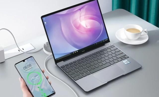 По многочисленным просьбам: Huawei выпустил флагманский ноутбук на базе чипа AMD