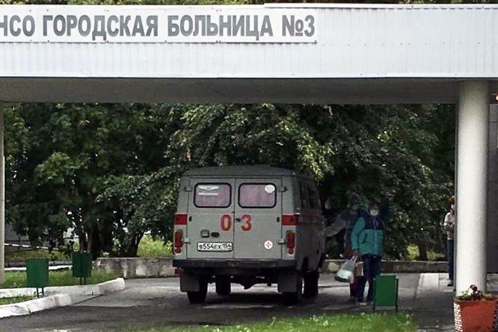 Новосибирский ветеран выступил против передачи единственной больницы ОбьГЭСа под COVID