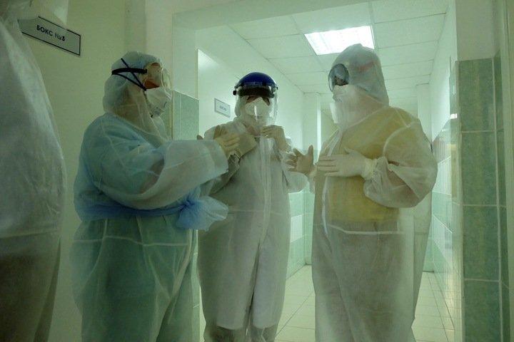 Федеральный штаб насчитал сотни «лишних» выздоровевших от коронавируса в Сибири