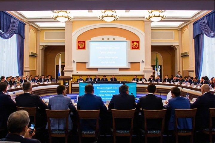 Молчаливое большинство. Исследование активности новосибирских депутатов