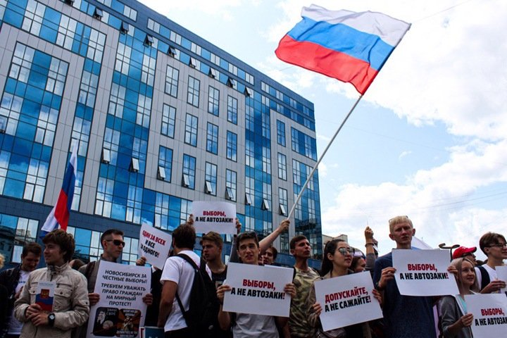 Коалиция независимых кандидатов в горсовет Новосибирска начала кампанию