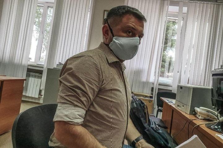 Главе новосибирского штаба Навального запретили расходы с избирательного счета на выборы в горсовет