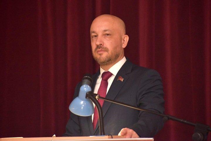 КПРФ выдвинула депутата Госдумы Щапова в иркутские губернаторы