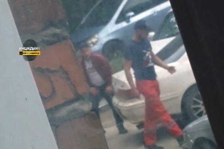 СК проверит похищение новосибирца, которого запихали в багажник
