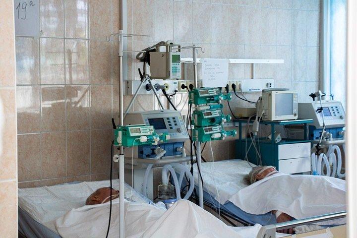 Крупнейший коронавирусный госпиталь Новосибирска. Фоторепортаж