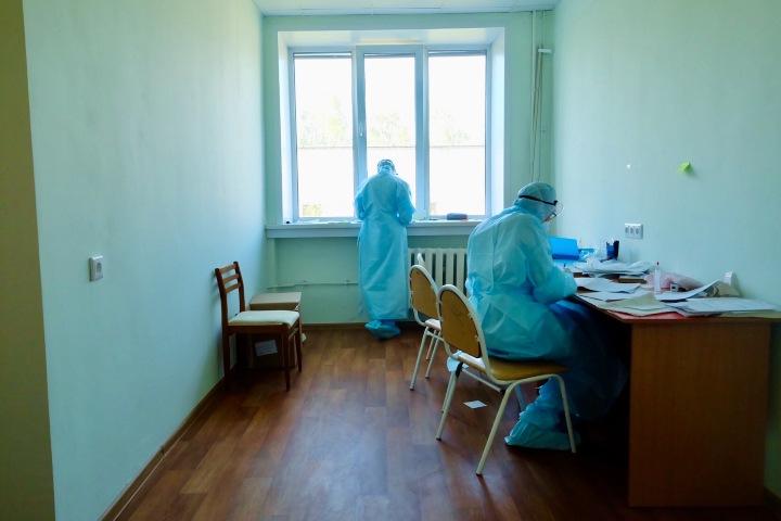 Более 22 тыс. сибиряков заболели коронавирусом. Умерли 238