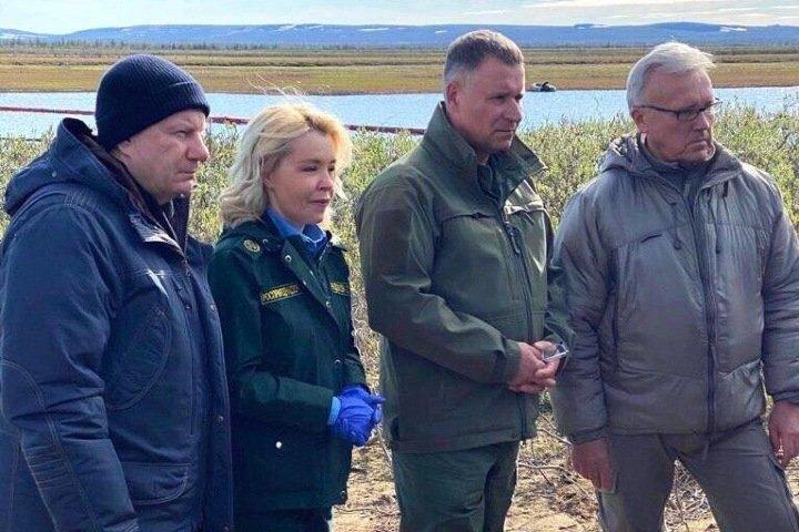 Общественник заявил о непродуманном плане ликвидации аварии в Норильске