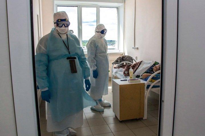 Более 250 сибиряков с коронавирусом умерли