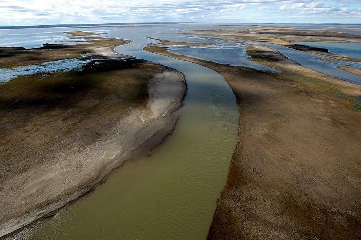 ПДК нефтепродуктов в загрязненных водоемах Норильска превышает норму в 30 раз