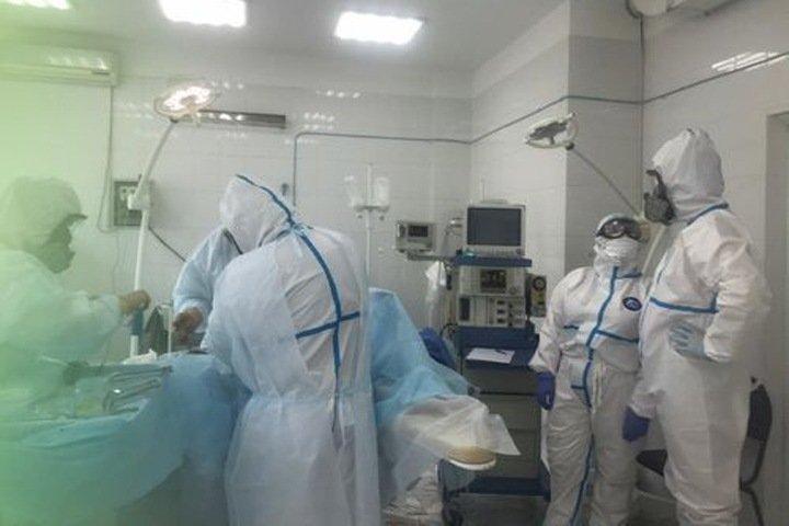 Красноярские медики рассказали об увеличении «в разы» числа пациентов с подозрением на коронавирус