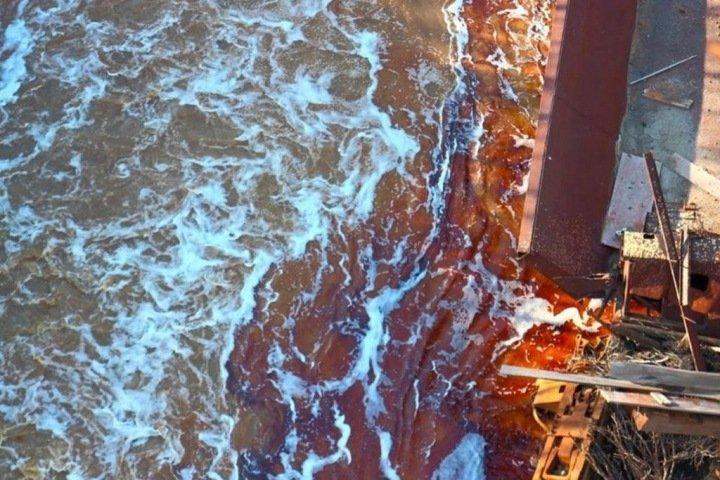 Разлив топлива на ТЭЦ в Норильске мог произойти из-за таяния вечной мерзлоты — «Норникель»