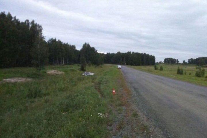 Две девушки погибли в ДТП с пьяным водителем в Новосибирской области