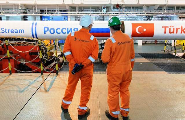 """Атака с юга: США решили вытеснить """"Газпром"""" из Турции"""