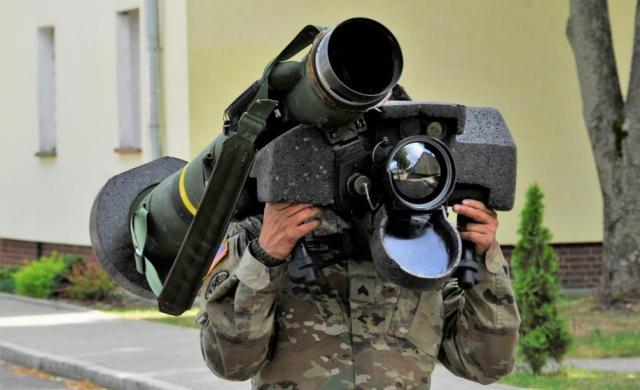 Горшочек вари: для чего США вооружают украинскую армию