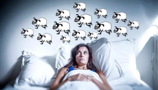 Что делать, если не можешь долго уснуть?