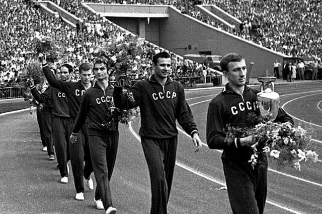 Далекое Евро – 1960. Победе сборной СССР на чемпионате Европы по футболу – 60 лет
