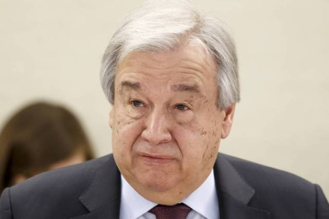 Справедливое мироустройство: генсек ООН презентовал Новый глобальный договор