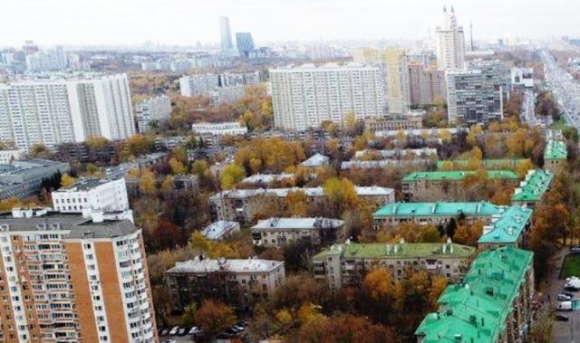 Частный вектор: популярность многоэтажек снизилась из-за пандемии