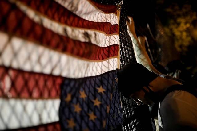 Американская хандра: может ли смутное время в США привести к распаду страны