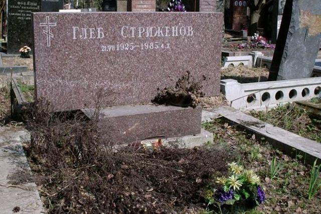 Глеб Стриженов – идеальный семьянин: биография, творчество, личная жизнь