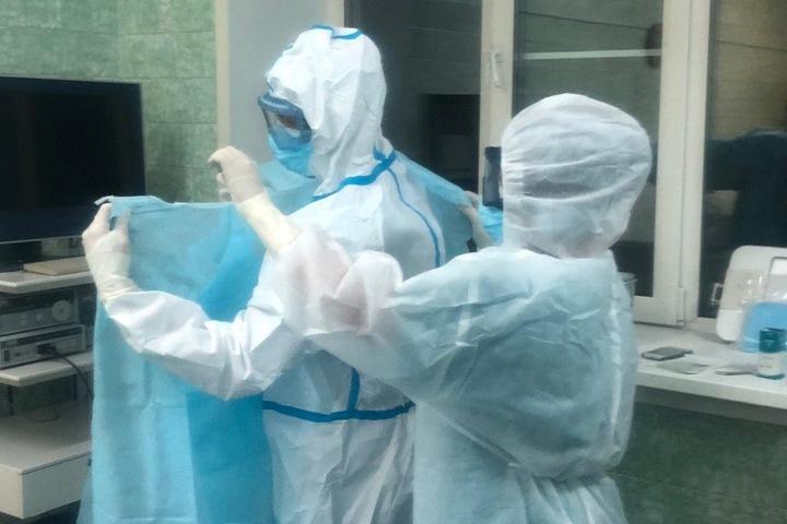 Сразу 17 красноярцев умерли от коронавируса за сутки