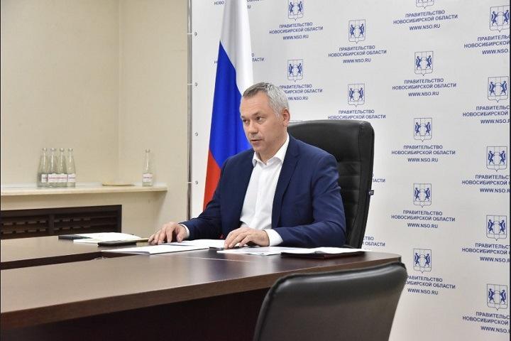 Новосибирский губернатор назвал трехдневное голосование «удобным» для избиркомов