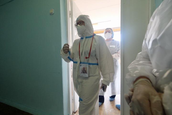 Более 1200 сибиряков с коронавирусом умерли