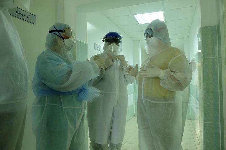 Более 630 сибиряков с коронавирусом умерли: рекорды на Алтае и в Туве