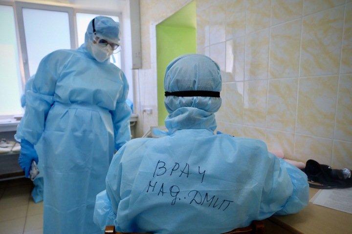 Более 75 тыс. сибиряков заразились коронавирусом