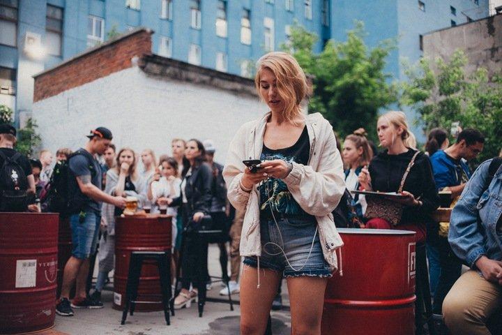 Новосибирское правительство уточнило параметры для летних кафе