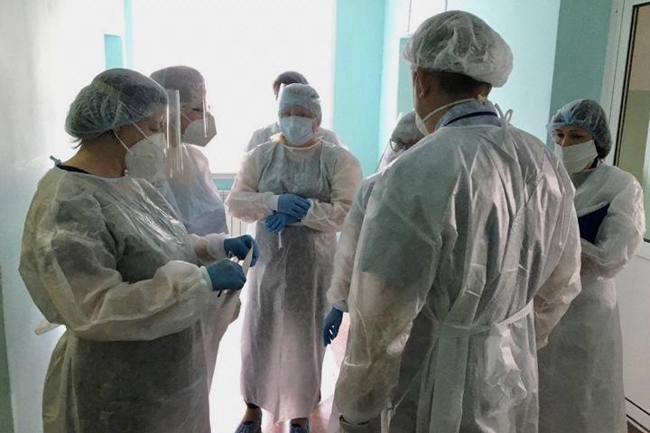 128 новосибирцев умерли от коронавируса