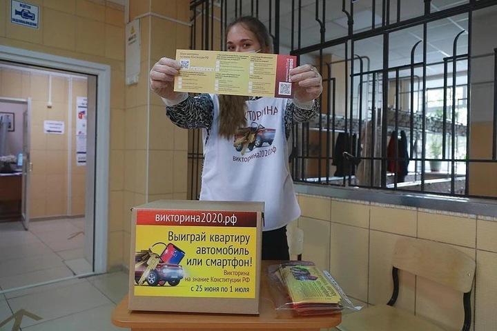 Красноярским «волонтерам» обещали деньги за работу на голосовании по поправкам в Конституцию. Они их не получили