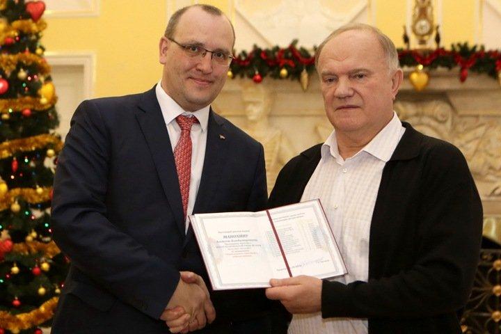 Экс-секретарь райкома КПРФ пойдет в новосибирское заксобрание от «Родины»
