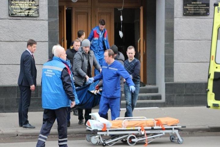 Омича оштрафовали на 350 тыс. за комментарий в соцсетях о теракте в Архангельске