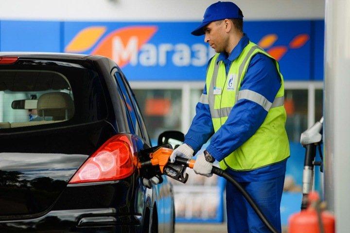 Бензин подорожал в Новосибирске