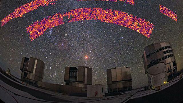 Ученые выяснили, что Вселенная более однородная, чем ожидалось