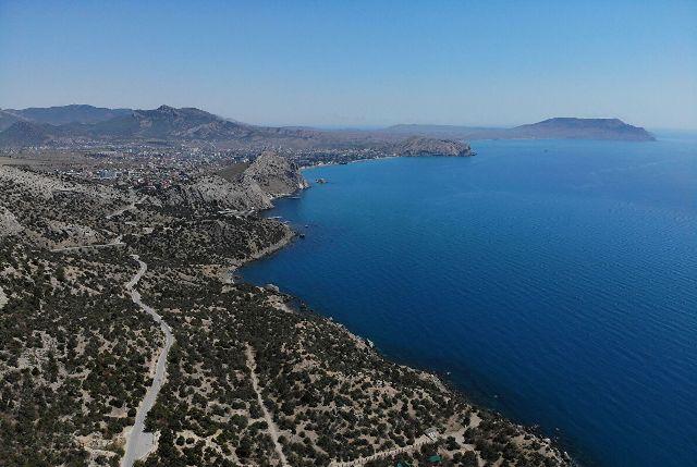 Под Крымом действует гигантская опреснительная установка