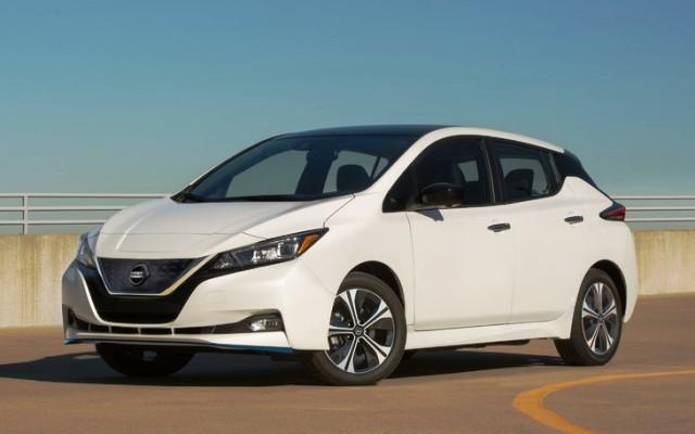 Nissan Leaf: японская надежность, комфорт и экономия на топливе