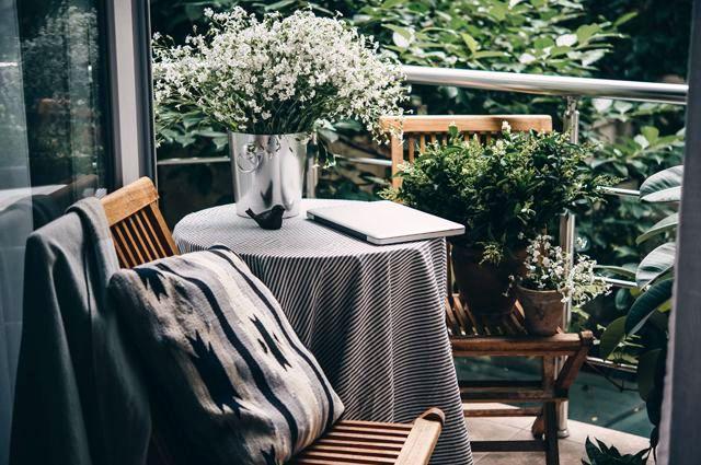 9 правил: как превратить балкон в самое любимое место в доме