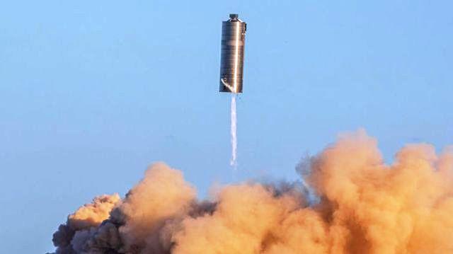 Марс становится реальностью: Маск испытал летающую банку