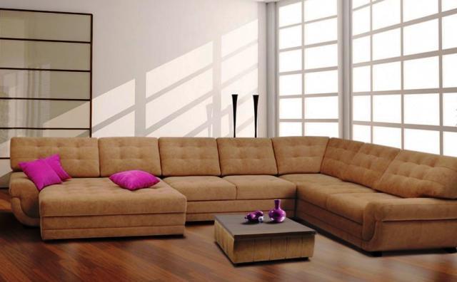 Домашний уют: почему мягкая мебель главный предмет интерьера