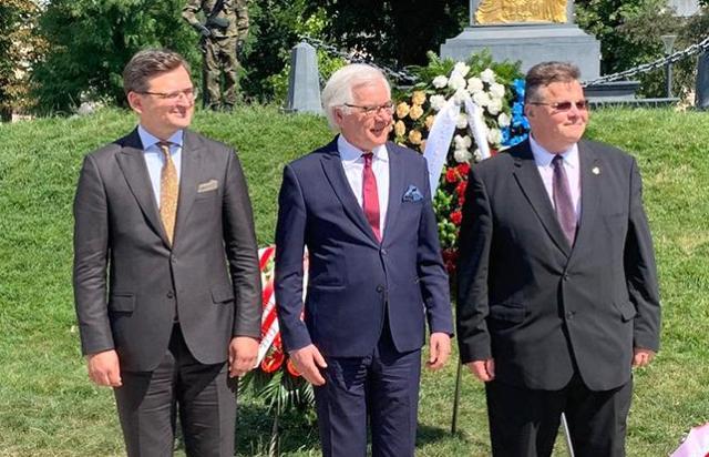 Люблинский треугольник: Польша, Украина и Литва создают новый союз
