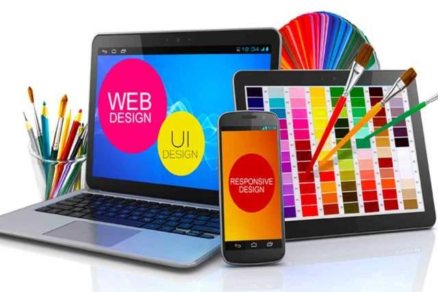 Веб-дизайн – интересные решения
