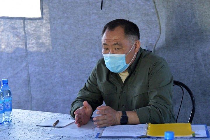Минздрав РФ: данных о повторном заражении главы Тувы коронавирусом нет