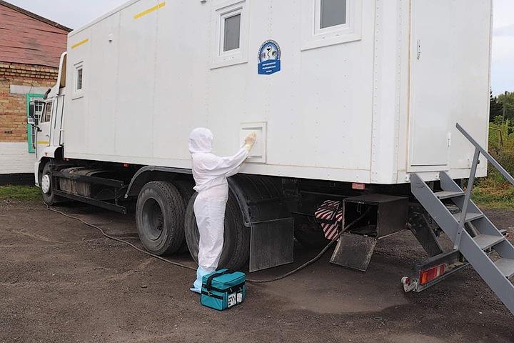 Более 95 тыс. сибиряков заразились коронавирусом